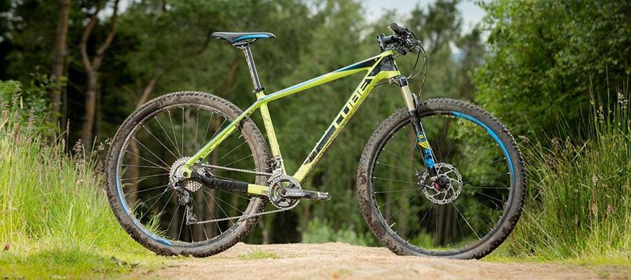 Планински велосипеди с твърда рамка 27.5