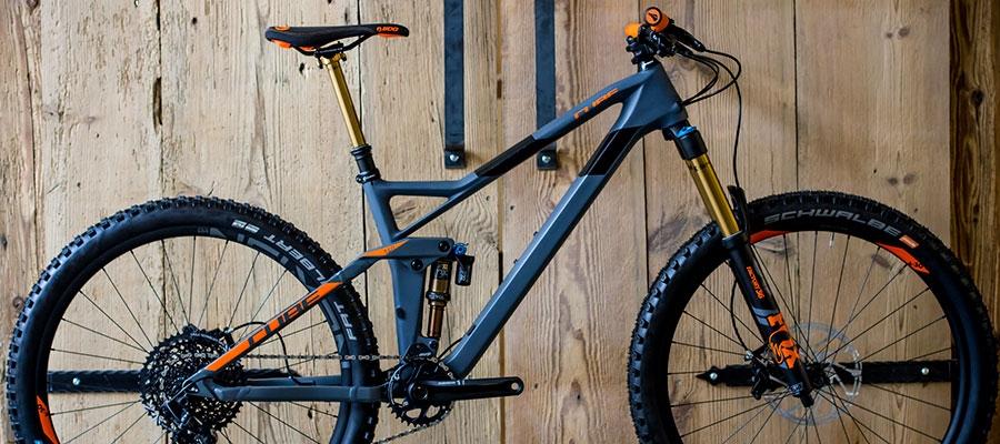 Планински велосипеди с пълно окачване 27,5