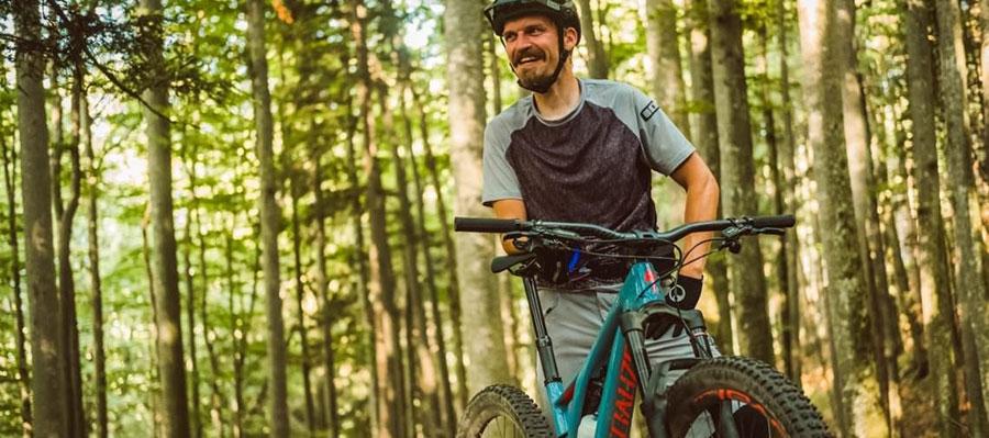 Планински велосипеди с пълно окачване 29