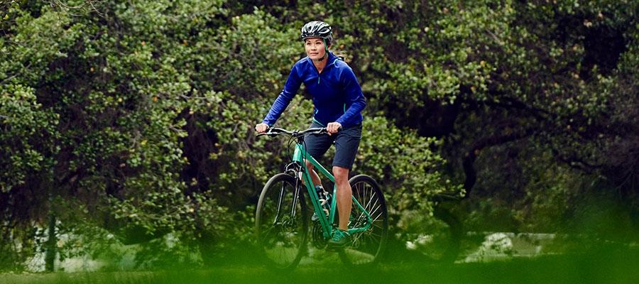 Градски велосипеди с предно окачване дамски
