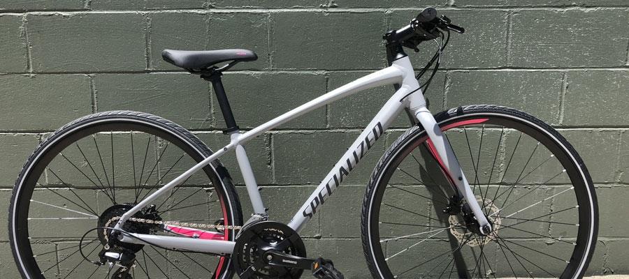 Градски велосипеди с твърда вилка дамски