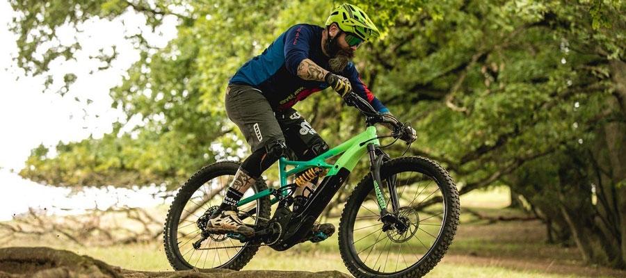 Електрически велосипеди планински