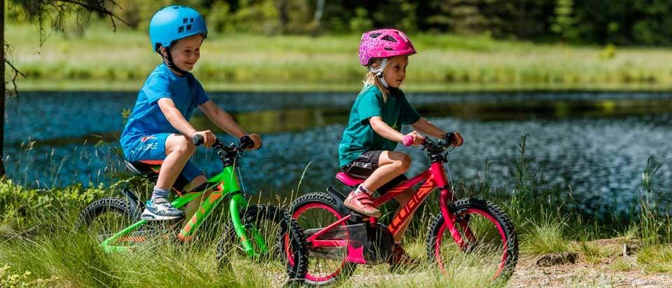 Велосипеди за деца 4-7 години