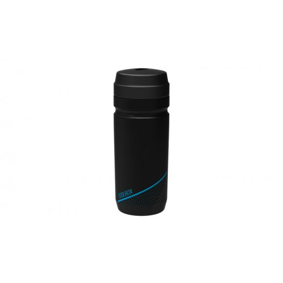 БИДОНЧЕ CUBE TOOLBOTTLE 0.6 BLACK GREY BLUE