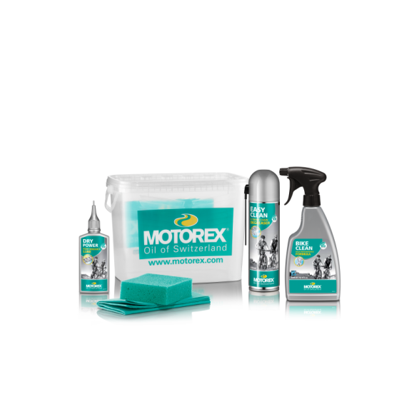 КОМПЛЕКТ MOTOREX BIKE CLEANING KIT