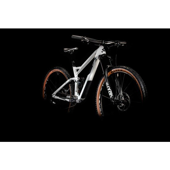 ВЕЛОСИПЕД 29 CUBE STEREO 150 C:62 RACE GRY CRB