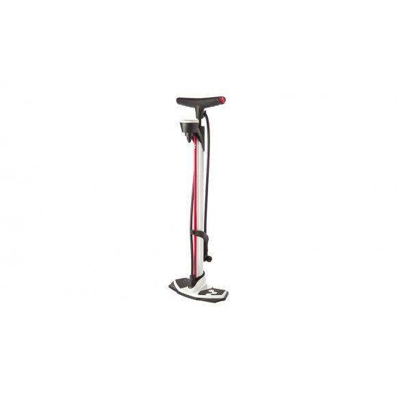 ПОМПА CUBE FLOOR PUMP HPA WHITE RED