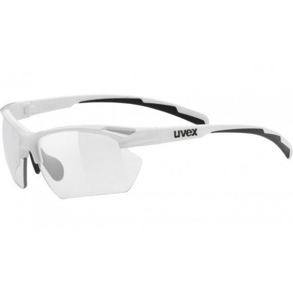 ОЧИЛА UVEX 802 SMALL VARIO WHITE MATTE