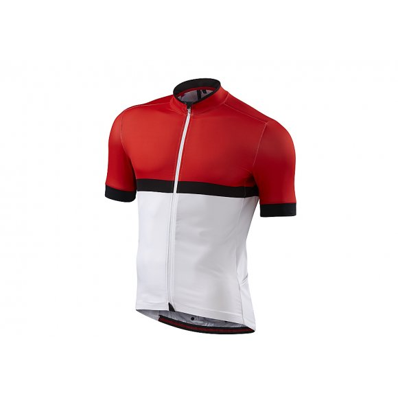 ДЖЪРСИ SS SPECIALIZED RBX PRO RED WHITE