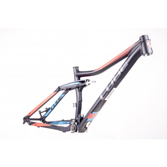 РАМКА 27.5 CUBE STEREO 160 HPA SL BLACK 16