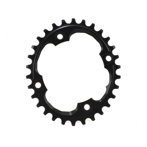 ПЛОЧА NW ABSOLUTEBLACK OVAL SRAM 94BCD 30T BLK