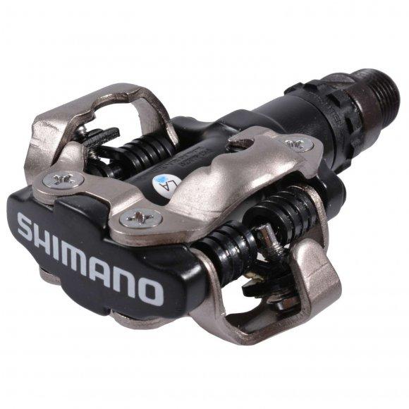 ПЕДАЛИ АВТОМАТИЧНИ SHIMANO PD-M520L SPD BLACK