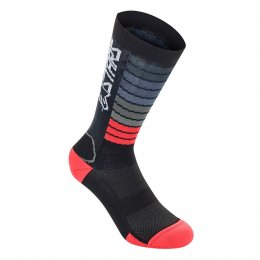 ЧОРАПИ ALPINESTARS DROP BLK RED