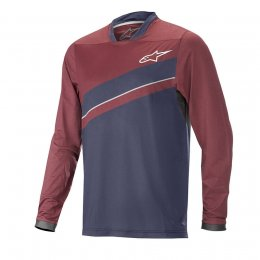 ДЖЪРСИ LS ALPINESTARS ALPS 8.0 DARK NAVY