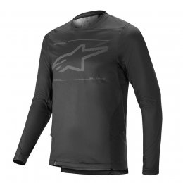 ДЖЪРСИ LS ALPINESTARS DROP 6.0 BLK