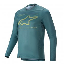 ДЖЪРСИ LS ALPINESTARS DROP 6.0 ATLANTIC