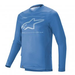 ДЖЪРСИ LS ALPINESTARS DROP 6.0 BLU