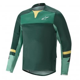 ДЖЪРСИ LS ALPINESTARS DROP PRO EMER ATLANTIC