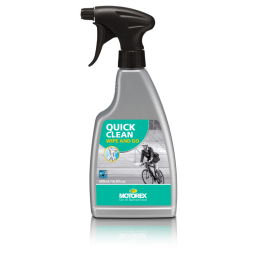 СПРЕЙ MOTOREX QUICK CLEAN SPRAY 500ML