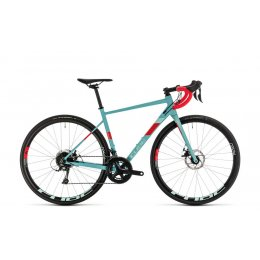 ВЕЛОСИПЕД 28 CUBE AXIAL WS PRO GRYBLU CORAL