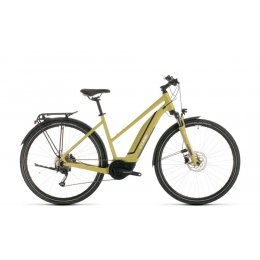 ВЕЛОСИПЕД 28 CUBE TOURING HYB ONE 500 GRN WHT Z