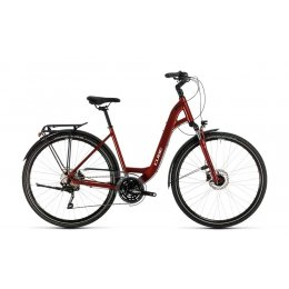 ВЕЛОСИПЕД 28 CUBE TOURING EXC RED GRY E