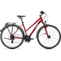 ВЕЛОСИПЕД 28 CUBE TOURING DARKRED GRY TR