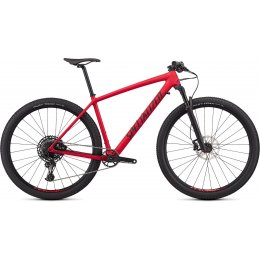 ВЕЛОСИПЕД 29 SPECIALIZED EPIC HT COMP CRBN RED
