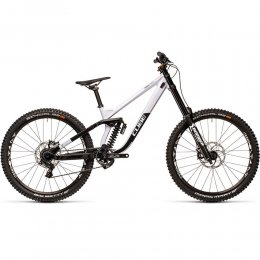 ВЕЛОСИПЕД 27.5 CUBE TWO15 RACE WHT BLK