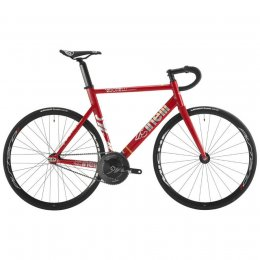 ВЕЛОСИПЕД 28 CINELLI VIGORELLI SHARK TRACK RED