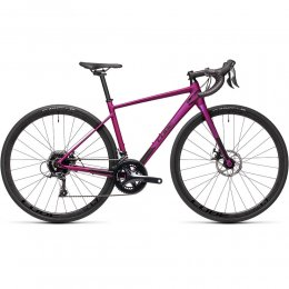 ВЕЛОСИПЕД 28 CUBE AXIAL WS PRO PURPLE BLK