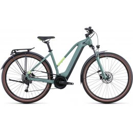 ВЕЛОСИПЕД 28 CUBE TOURING HYB ONE 400 GRN TR