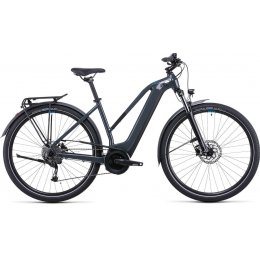 ВЕЛОСИПЕД 28 CUBE TOURING HYB ONE 400 GRY TR