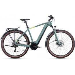 ВЕЛОСИПЕД 28 CUBE TOURING HYB ONE 500 GRN