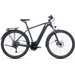 ВЕЛОСИПЕД 28 CUBE TOURING HYB ONE 500 GRY