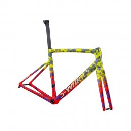 РАМКА 28 SPECIALIZED TARMAC SL6 SW DISC YEL RED