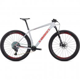 ВЕЛОСИПЕД 29 SPECIALIZED EPIC HT SW CRBN AXS GRY