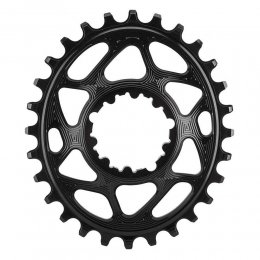 ПЛОЧА AB OVAL SRAM DM 148 BLK 3 OFF 28T