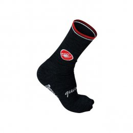 ЧОРАПИ CASTELLI QUINDICI SOFT BLACK