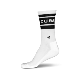 ЧОРАПИ CUBE HIGH AFTER RACE WHT