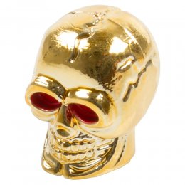 КАПАЧКИ ЗА ВЕНТИЛ DESIGN SKULL GOLD