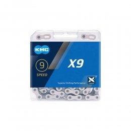 ВЕРИГА KMC X9.73 9S 116L