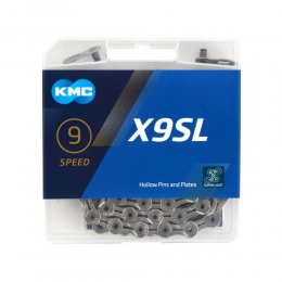 ВЕРИГА KMC X9 SL 9S 116L