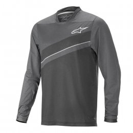 ДЖЪРСИ LS ALPINESTARS ALPS 8.0 DARK SHADOW BLK