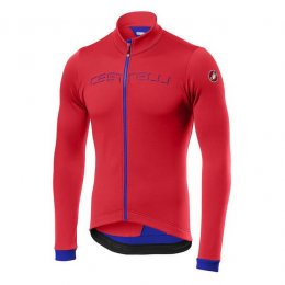 ДЖЪРСИ LS CASTELLI FONDO FZ RED BLUE