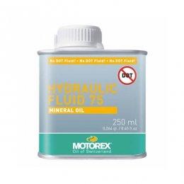 МАСЛО MOTOREX MINERAL OIL HYDRAULIC FLUID 75 250ML