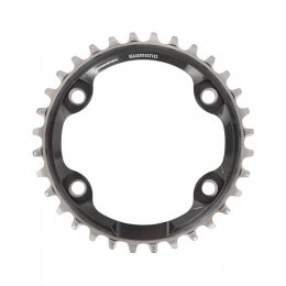 ПЛОЧА SHIMANO SM-CRM81 34T 1S