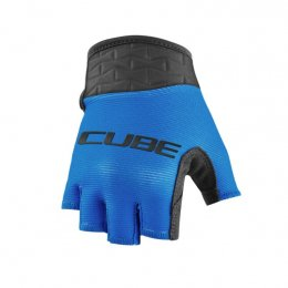 РЪКАВИЦИ SS CUBE JUNIOR PERFORMANCE BLUE