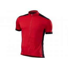ДЖЪРСИ SS SPECIALIZED RBX SPORT RED BLK