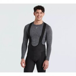 ДЖЪРСИ UNDER LS SPECIALIZED SEAMLESS GRY
